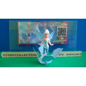 1 Figurine Kinder Disney Fairies 2014 - 2015 avec 1 BPZ